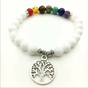 Jewelry - Tree of life pendant bracelet